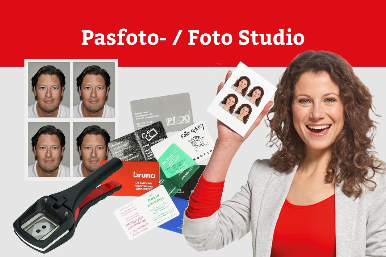Pas- /foto studio